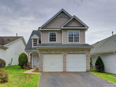 Middle Island Condo/Townhouse For Sale: 631 Springlake Dr