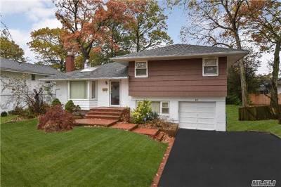 Jericho Single Family Home For Sale: 37 Magnolia Ln