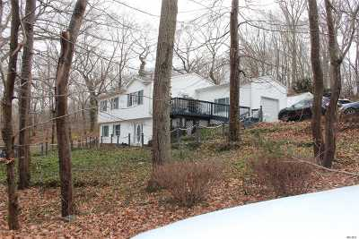 Baiting Hollow Single Family Home For Sale: 53 Glen Rd