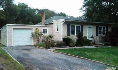 Oakdale Single Family Home For Sale: 217 Vanderbilt Blvd