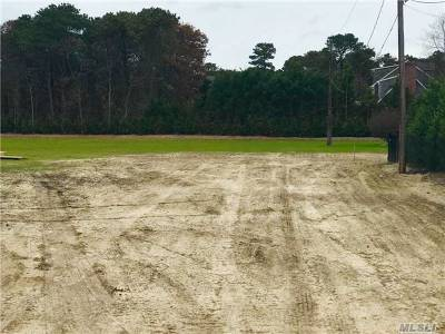 Southampton Residential Lots & Land For Sale: 41 Middle Pond Rd
