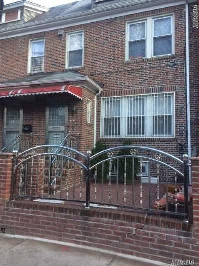 Jackson Heights Multi Family Home For Sale: 33-27 72nd St