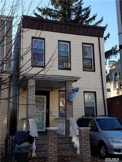 Brooklyn Multi Family Home For Sale: 76 Essex St