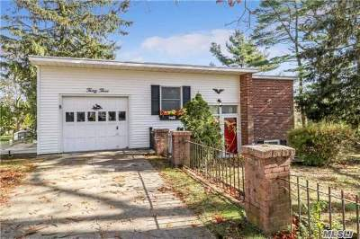 Islip Single Family Home For Sale: 33 Wilson Blvd