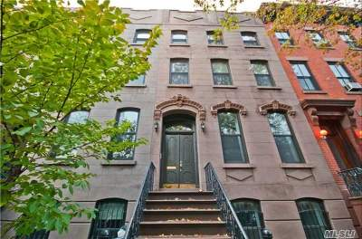 Brooklyn Multi Family Home For Sale: 42 Tompkins Pl