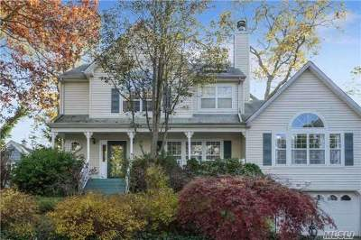 Huntington Single Family Home For Sale: 31 Bayview Dr