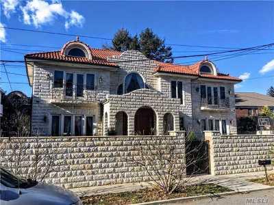 Jamaica Estates Single Family Home For Sale: 181-19 Kildare Rd