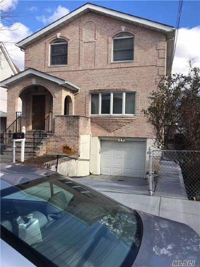 Flushing Multi Family Home For Sale: 42-29 192nd St