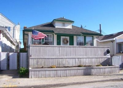 Long Beach Single Family Home For Sale: 64 Tennessee Ave