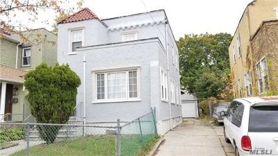 Single Family Home For Sale: 138-27 233 St
