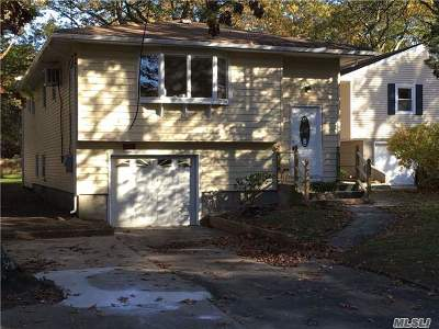 Centereach Single Family Home For Sale: 173 Wood Rd