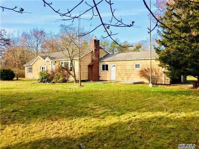 Ronkonkoma Single Family Home For Sale: 719 3rd St