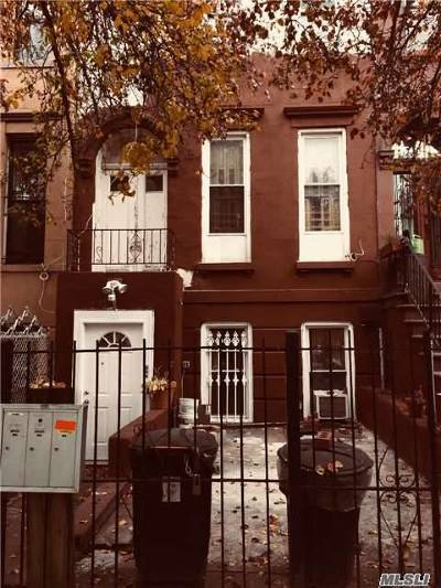 Brooklyn Multi Family Home For Sale: 130 Hart St