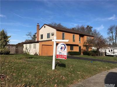 Central Islip Single Family Home For Sale: 29 Nagle Ln