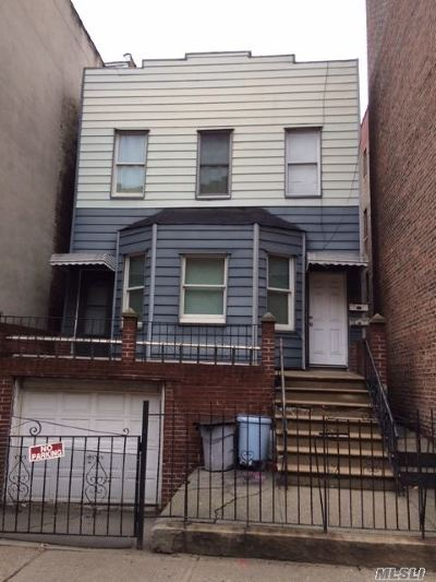 Multi Family Home For Sale: 24-44 38th St