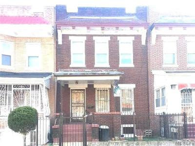 Brooklyn Single Family Home For Sale: 12 Campus Pl