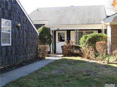 Coram Condo/Townhouse For Sale: 16 Freedom Ln