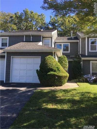 Commack Condo/Townhouse For Sale: 22 Madder Lake Cir #22