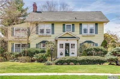 Rockville Centre Single Family Home For Sale: 20 Roxbury Rd