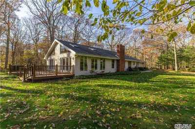 Peconic Single Family Home For Sale: 5920 Indian Neck Ln