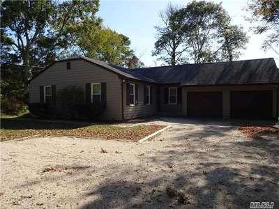 Hampton Bays Single Family Home For Sale: 76 E Tiana