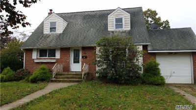 Hempstead Single Family Home For Sale: 56 Butler Pl