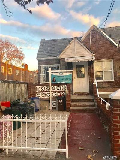 Woodside Multi Family Home For Sale: 67-11 49th Ave