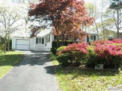Miller Place Rental For Rent: 28 E Manor Dr