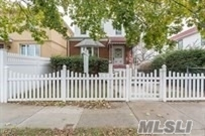 Whitestone Single Family Home For Sale: 12-22 148th St