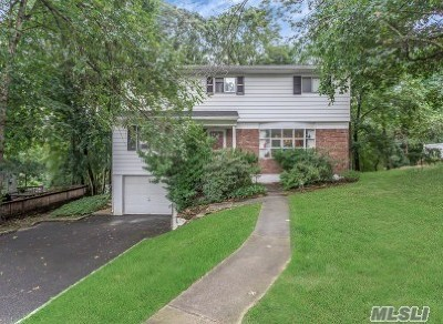 Hauppauge Single Family Home For Sale: 9 Wren Dr