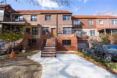 Forest Hills Multi Family Home For Sale: 72-32 Yellowstone Blvd