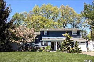 S. Setauket Single Family Home For Sale: 15 Grace Ln