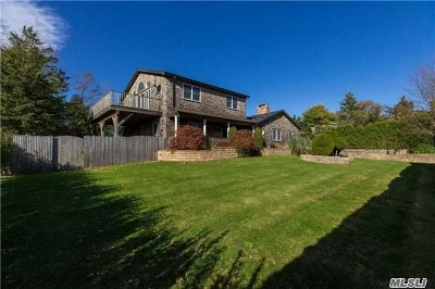Hampton Bays Single Family Home For Sale: 20 Alanson Ln