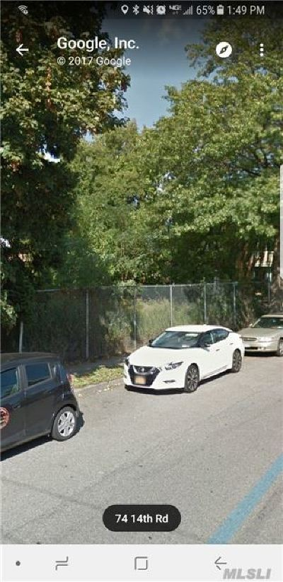 Queens County Residential Lots & Land For Sale