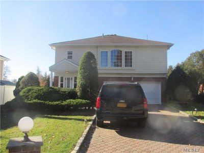 Westbury Single Family Home For Sale: 11 Elmwood Ct