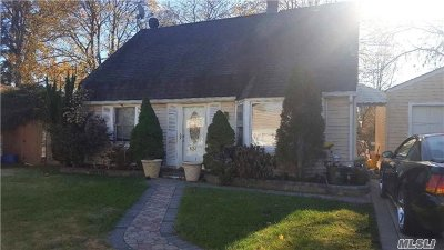 Carle Place, Westbury Single Family Home For Sale: 524 Irving St