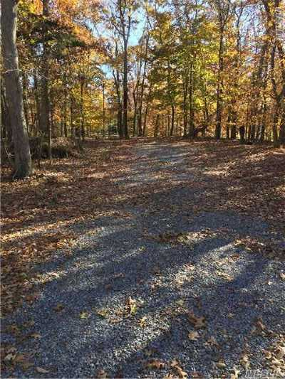 Mattituck Residential Lots & Land For Sale: 3293 Grand Ave