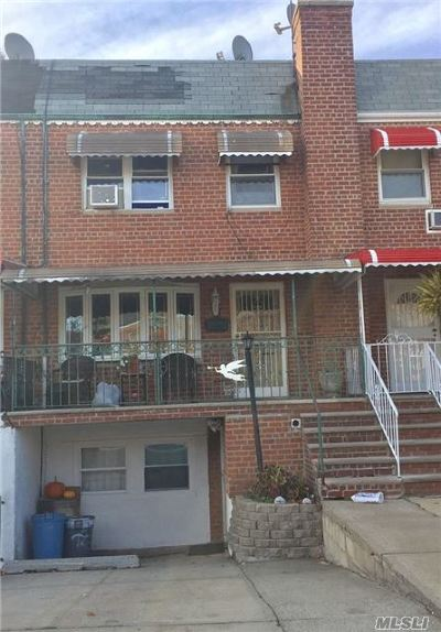 Single Family Home For Sale: 30-38 78th St