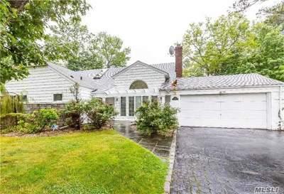 Roslyn Single Family Home For Sale: 19 Arbor Rd