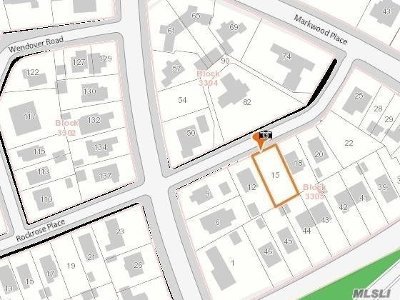 Queens County Residential Lots & Land For Sale: 30 Rockrose Pl