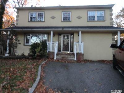 Smithtown Single Family Home For Sale: 8 Pia Blvd