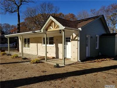 Ronkonkoma Single Family Home For Sale: 85 Parkway Blvd