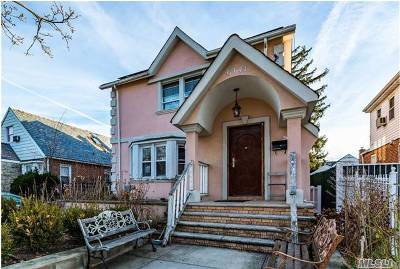 Fresh Meadows Single Family Home For Sale: 69-41 180th Street