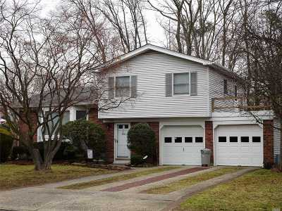 Hauppauge Single Family Home For Sale: 139 Woodbury Rd