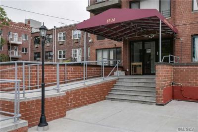 Elmhurst Condo/Townhouse For Sale: 87-14 57 Rd #Pc