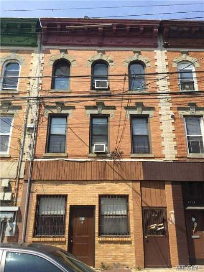 Woodhaven Multi Family Home For Sale: 87-24 78 St