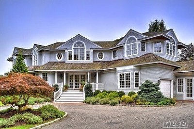 Quogue Single Family Home For Sale: 9 Penniman Point Rd