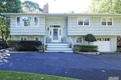 Hampton Bays Single Family Home For Sale: 113 West Tiana Rd