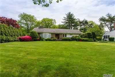 Garden City Single Family Home For Sale: 18 Osborne Rd