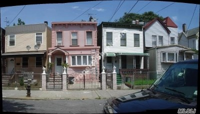 Brooklyn Single Family Home For Sale: 125 Crystal St